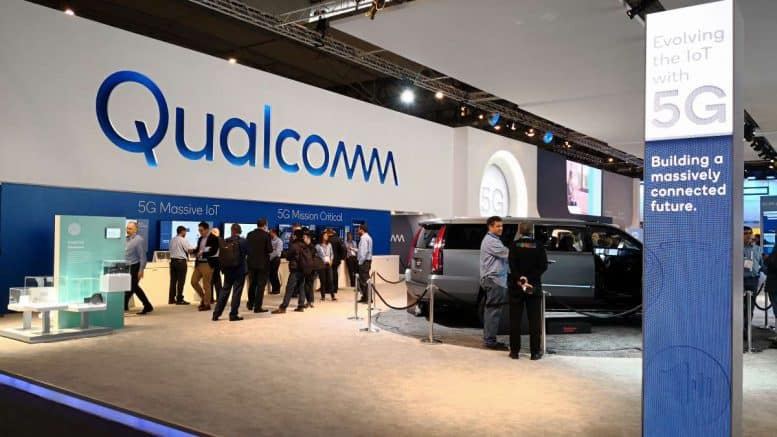 Broadcom Could Fight Block Against Qualcomm Merger Bid
