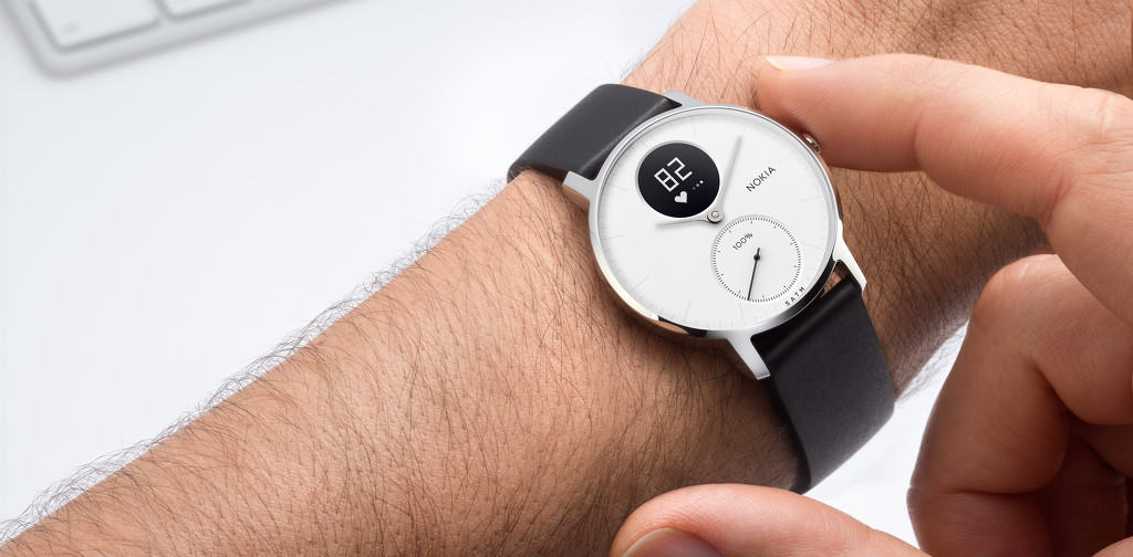 Nokia Steel HR Review – A Fashionable Wristwatch Style Fitness Tracker