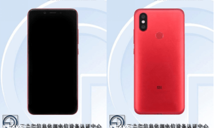 Xiaomi Mi A2 / Mi 6X revealed: 5.99-inch display 2,910 mAh battery and dual cameras
