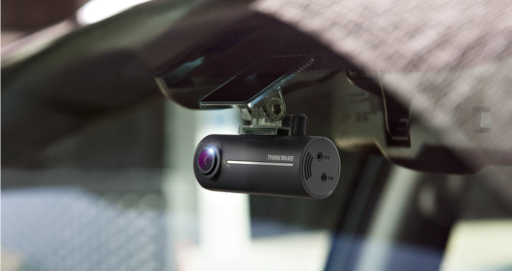 Thinkware F100 DashCam Review
