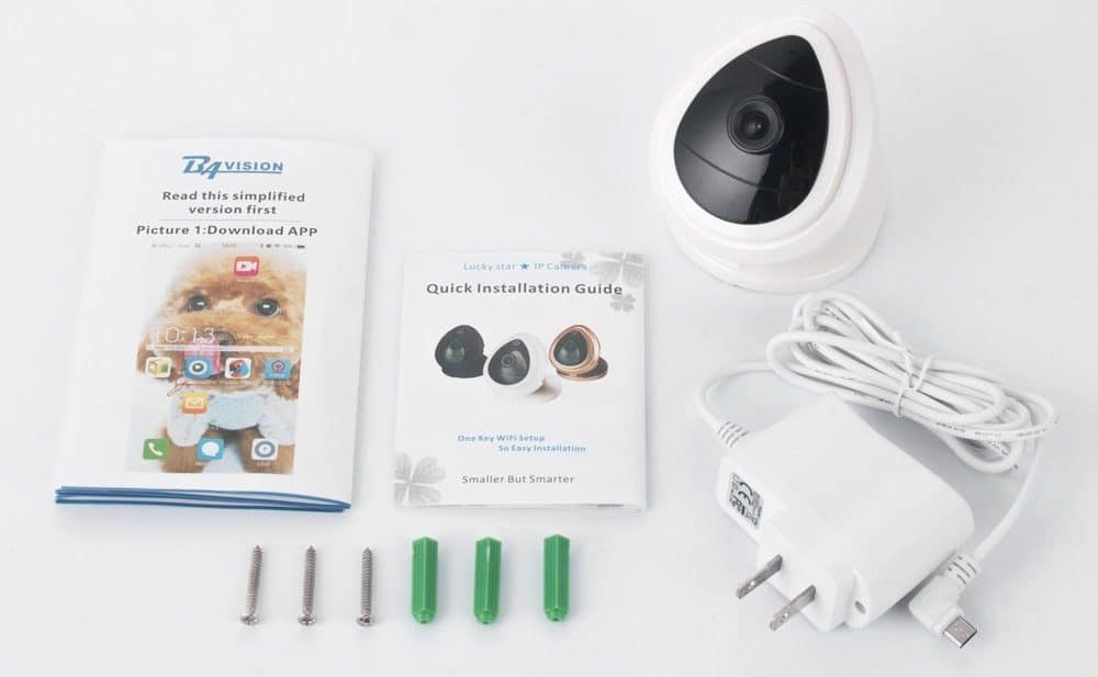 Bavision Mini Home Security Camera Review – iSmartViewPro