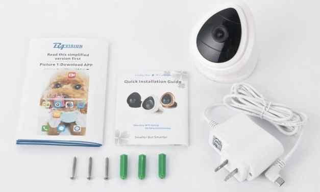 Bavision Mini Home Security Camera Review – iSmartViewPro
