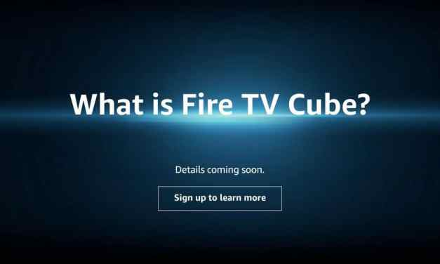 Amazon Fire TV Cube Confirmed – Fire TV-Echo Dot hybrid