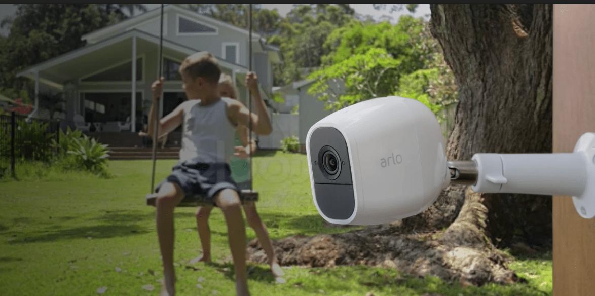 Best Wireless Outdoor Home Surveillance Cameras for 2018  : Wire-free Outdoor installation