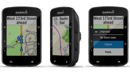 Garmin Launch Edge 520 Plus and Edge 130 GPS Bike Computers