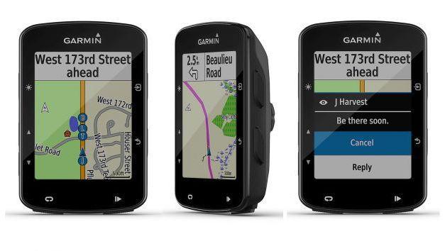 Garmin Launch Edge 520 Plus and Edge 130 GPS Bike Computers