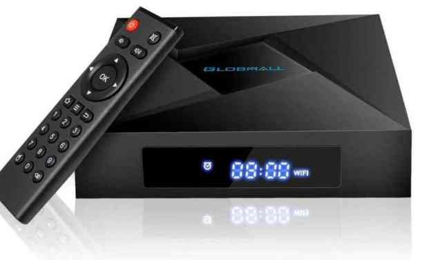 Win a Globmall 4K Android 7.1 TV Box