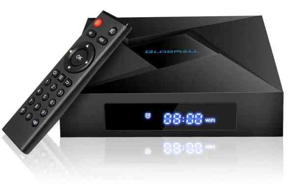 Globmall X4 Android TV Box Review