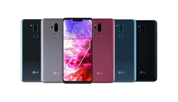 LG G7 ThinQ Pricing & Specifications and Rumours Roundup