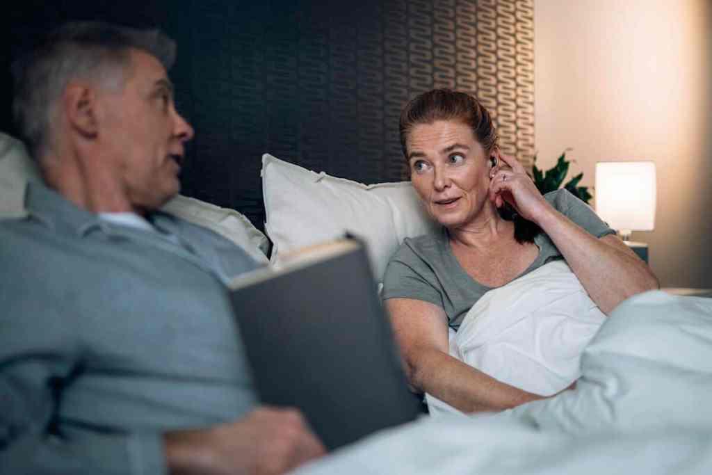 QuietOn Sleep Hearing Mode