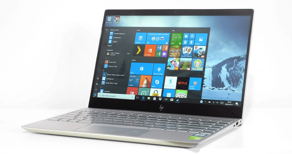 HP Envy 13-inch Laptop Review (13-ad015na)