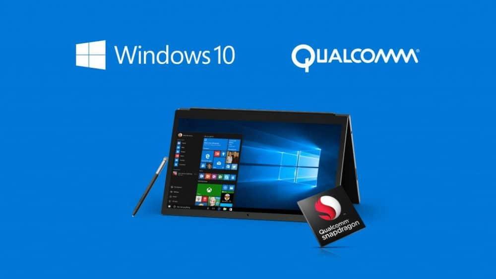 Qualcomm Snapdragon 1000 – A 12W SoC for Windows 10 PCs : SDM1000