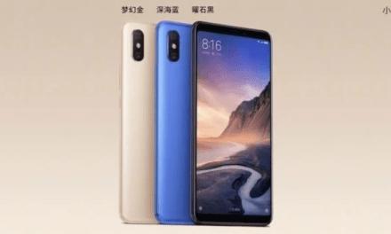 Xiaomi Mi Max 3 specifications confirmed & Mi Max 3 vs. Mi Max 2 image leaked