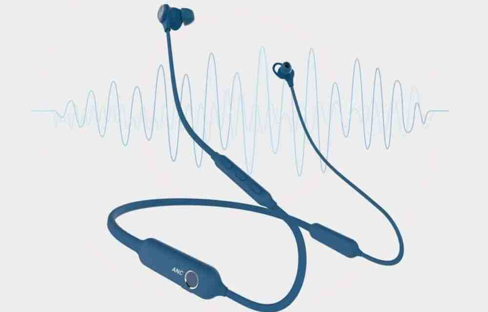 Linner NC50 Active Noise Cancelling Wireless Headphones Review