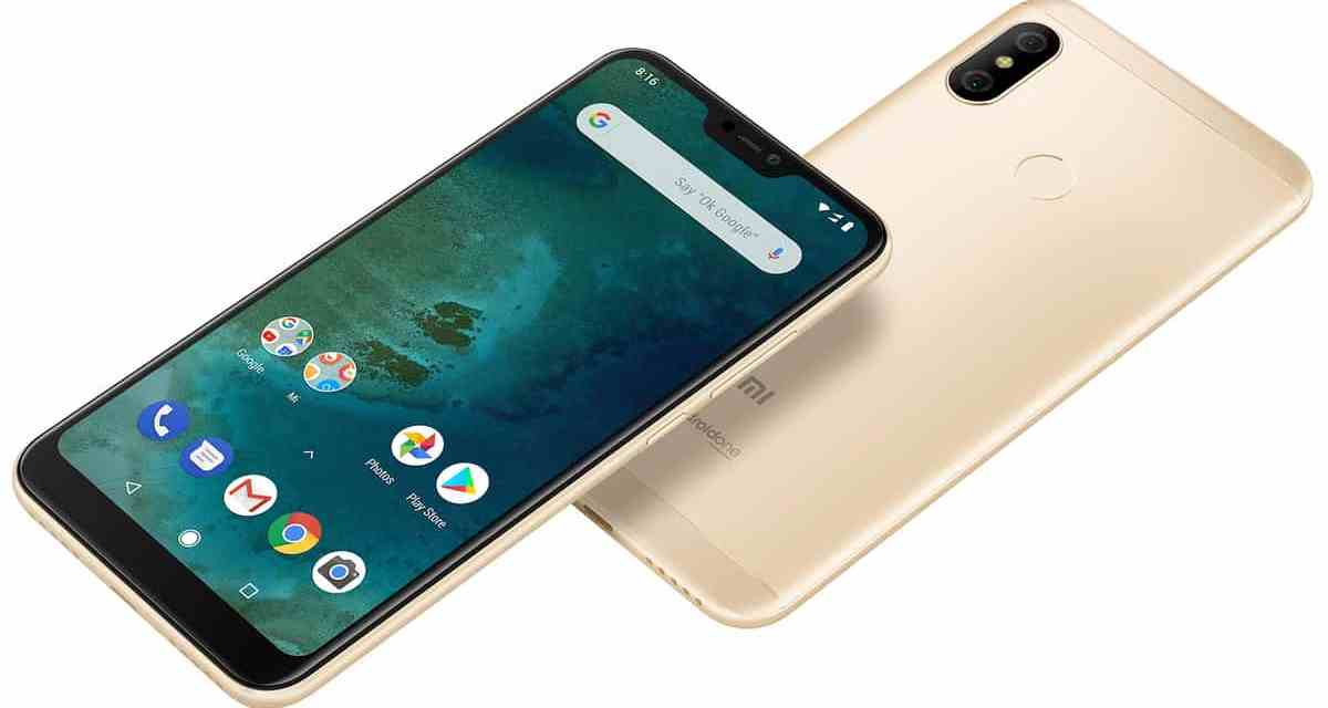 Xiaomi Mi A2, A2 Lite Android One phones launched in Europe