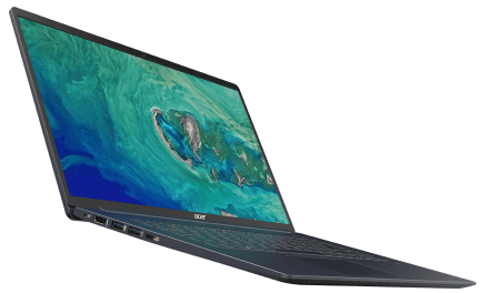 Acer Swift 5 with 15-inch announced that weighs just 990g & updates 14-inch model