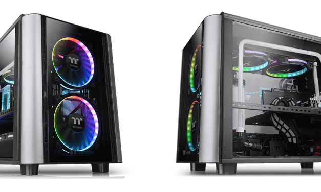 Thermaltake Level 20 XT Cube Chassis Review – The ultimate watercooling PC case