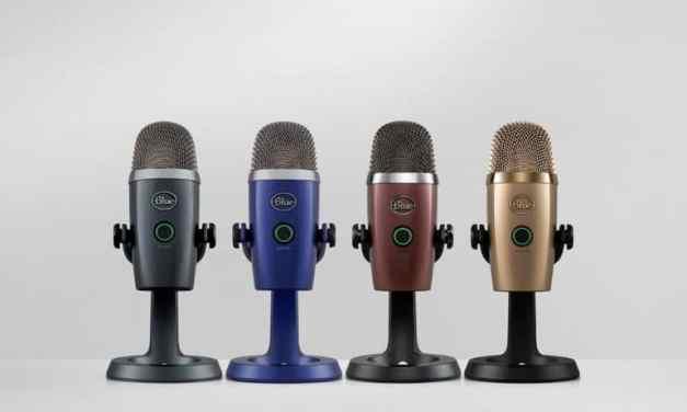 Blue Launches Yeti Nano USB Microphone