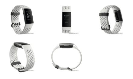 Fitbit Charge 3 Specification Leak: Full screen but no GPS