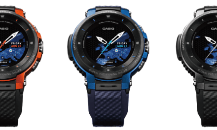 Casio announce WSD-F30 PRO TREK Smart with Colour Maps  Usable for Up to Three Days