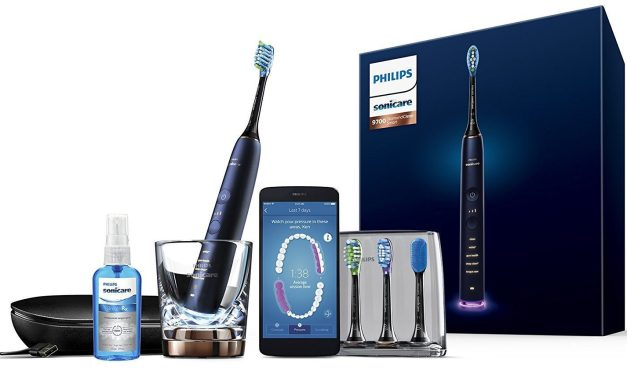 Philips IFA 2018: Philips Diamond CleanSmart is the most advanced toothbrush on the market