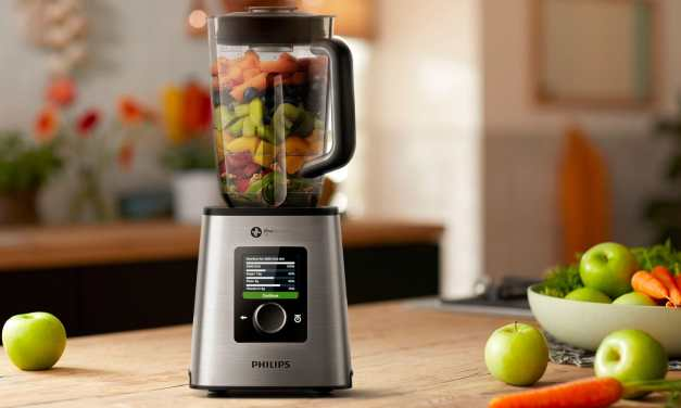 Philips Kitchen Solutions at IFA 2018 – An app-enabled blender and perfect coffee