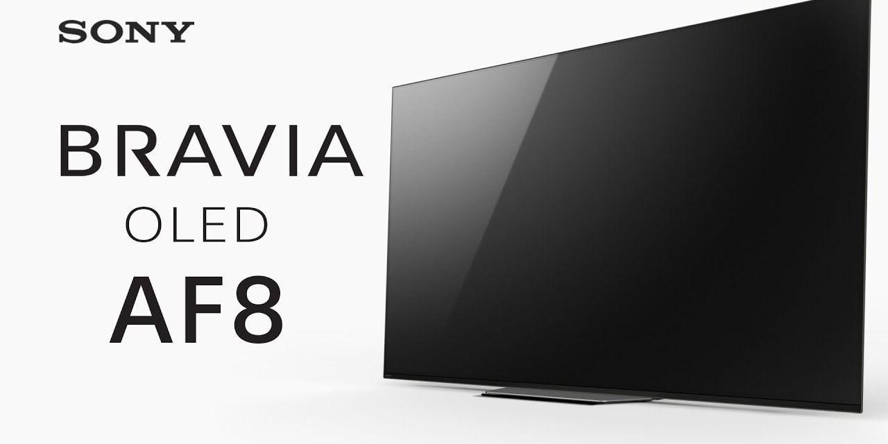 Sony AF8 / A8F OLED Review – A amazing TV let down my broken Dolby Vision – KD-65AF8