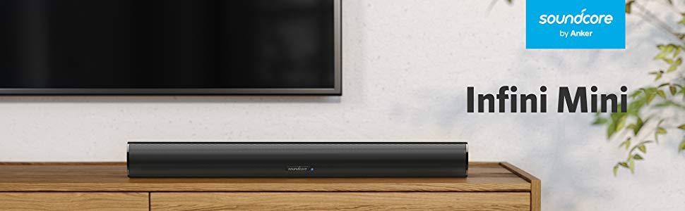 Anker Soundcore Infini Mini Soundbar Review – A Soundbar for a PC or Console