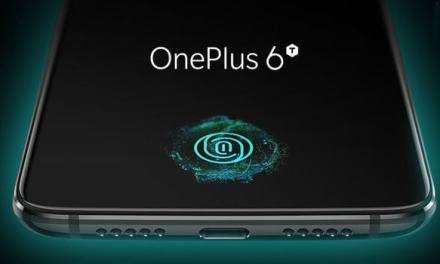 OnePlus 6T Announced – £499, 3,700mAh battery and in-screen fingerprint reader