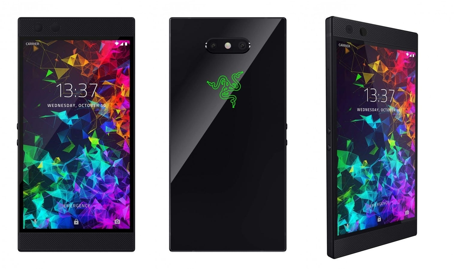 Razer Phone 2 Leaked Ahead Of Official Launch