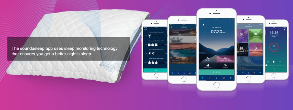 soundasleep bluetooth speaker pillow review