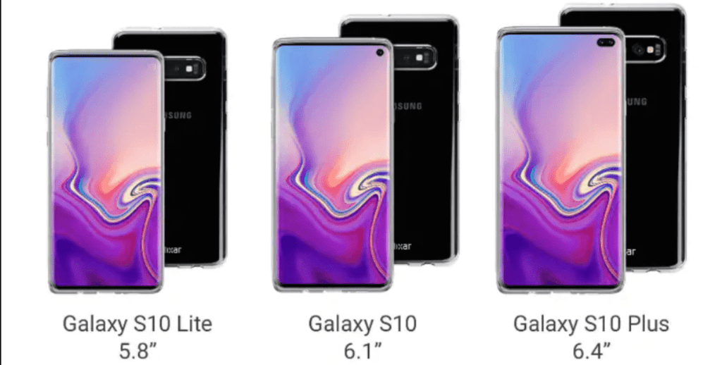 Samsung Galaxy S10 details leak including price up to £1399 1