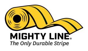 Mighty Line Floor Tape Logo
