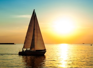 Pictures vs. text - Image: sailboat