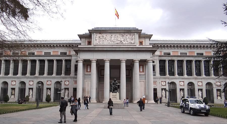 Image result for Prado National Museum - Madrid, Spain