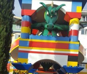 Dragon Legoland Windsor