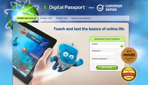 Mighty Play Learning Games, Digital Passport, Common Sense Media