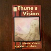 Book Haul: Thune's Vision by Schuyler Hernstrom