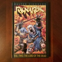 Birthday Book Haul 2017 #1: Ragnarok Vol. 2 - The Lord of the Dead by Walter Simonson