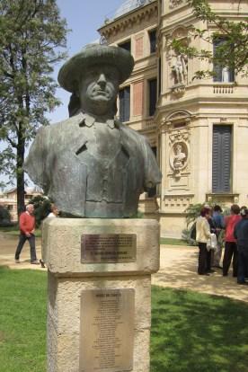 Founder of Los Amigos Del Caballo - Jerez