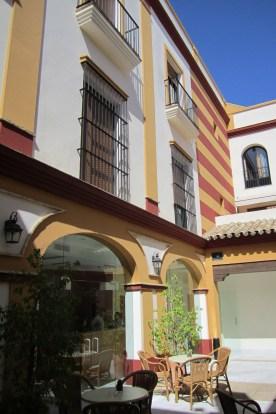 Hotel Barrameda Courtyard