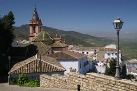 Zahara tiled roofs