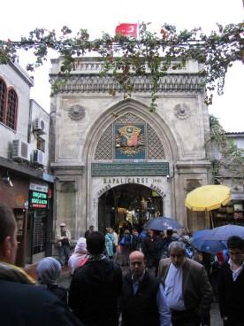 Grand Bazaar Entrance