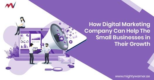Digital Marketing Company:-Mighty Warner