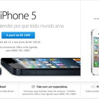 [ NOVIDADE ] iPhone 5 - Brasil =]