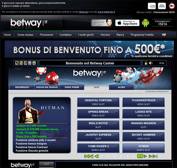 betway-flash-casino