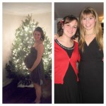 Our Christmas Party sans Baby…
