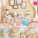 Wednesday Loves: Gender Neutral Baby Shower