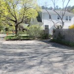 Makeover Monday: Pebbled Driveway