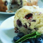 Family Fave Blueberry Cake